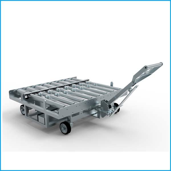 XL-F03-电控移动式托盘牵引车